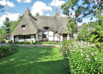 Thumbnail 3 bed detached house for sale in High Street, Burbage, Marlborough