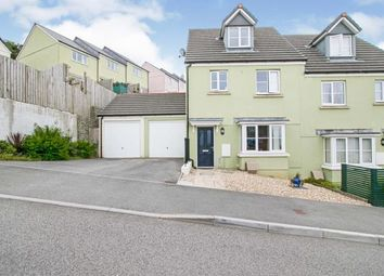 Thumbnail 3 bed semi-detached house for sale in Rosva Morgowr, Falmouth