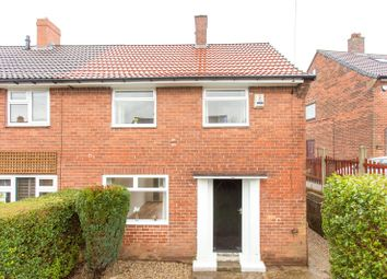 Thumbnail 2 bed semi-detached house for sale in Silk Mill Drive, Leeds