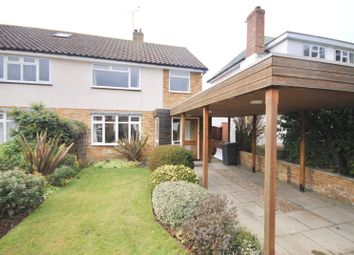 Thumbnail 3 bedroom semi-detached house for sale in Beachs Drive, Chelmsford, Essex