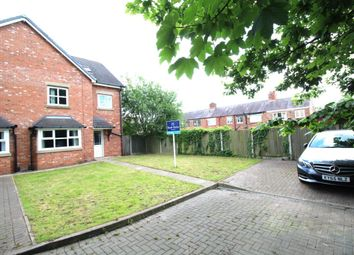 Thumbnail 3 bed semi-detached house for sale in Cricket Street Business Centre, Cricket Street, Wigan