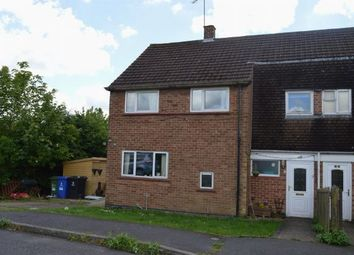Thumbnail 3 bedroom end terrace house to rent in Abbotts Way, Roade, Northampton