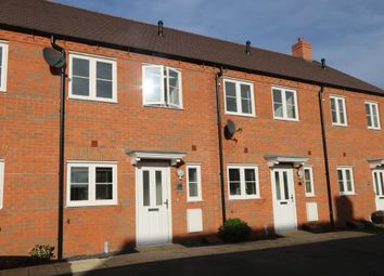 Thumbnail 2 bed terraced house for sale in Primrose Fields, Bedford