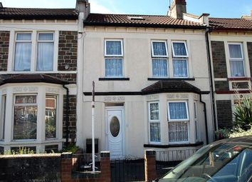 Thumbnail 4 bed terraced house for sale in Sandown Road, Brislington, Bristol