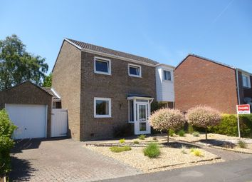 Thumbnail 4 bed detached house for sale in Elmdale Close, Warsash, Southampton