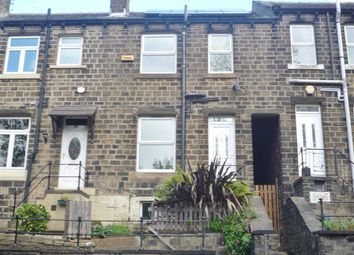 Thumbnail 4 bed terraced house to rent in Vicarage Road, Longwood, Huddersfield