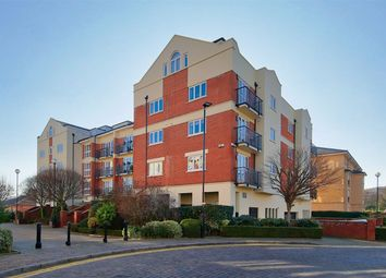 Thumbnail 1 bedroom flat to rent in Chesterman Court, Corney Reach Way, Chiswick