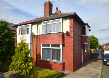 Thumbnail 3 bed semi-detached house for sale in South End Avenue, Leeds, West Yorkshire