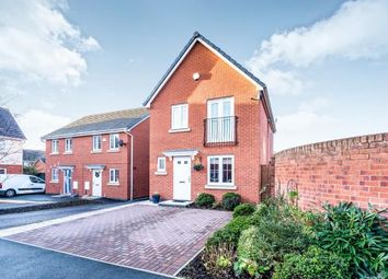 Thumbnail 3 bed detached house for sale in Maine Gardens, Great Sankey, Warrington, .