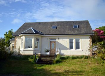 Thumbnail 3 bed detached house for sale in Lauryan, Eastlands Road, High Craigmore, Rothesay, Isle Of Bute