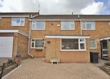 Thumbnail 3 bed terraced house for sale in Howbeck Drive, Oxton, Wirral