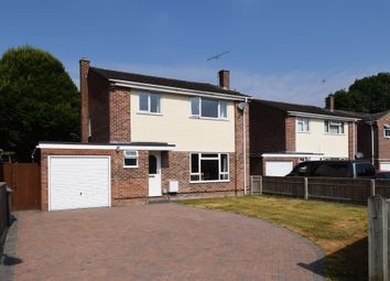 Thumbnail 4 bed detached house for sale in Westwood Road, Newbury