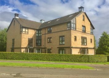 Thumbnail 2 bed flat for sale in Ballagan Place, Milngavie, Glasgow