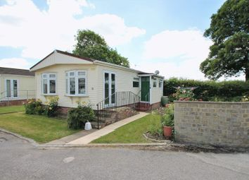 Thumbnail 2 bed detached bungalow for sale in Greenacres Park, Meysey Hampton, Gloucestershire.
