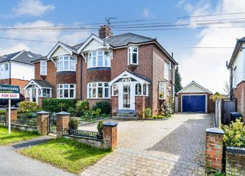 Thumbnail 3 bed semi-detached house for sale in Hart Road, Harlow