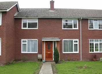 Thumbnail 2 bed town house to rent in Manston Hill, Penkridge