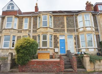 Thumbnail 3 bed terraced house for sale in Evelyn Terrace, Bath