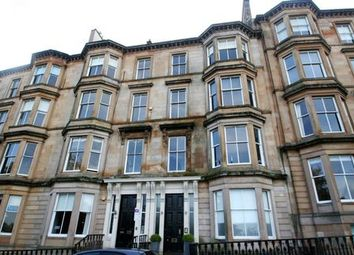 Thumbnail 3 bed flat to rent in Park Quadrant, Glasgow