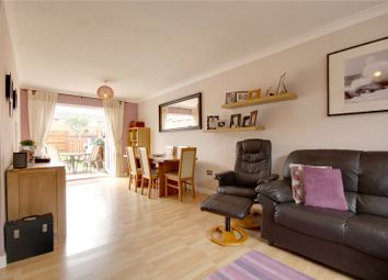 Thumbnail 3 bed end terrace house for sale in Weatherall Close, Addlestone, Surrey