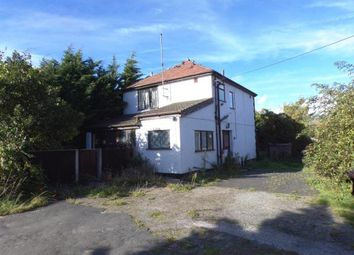 Thumbnail 3 bed detached house for sale in Vale Road, Rhyl, Denbighshire