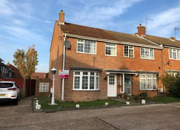 Thumbnail 3 bed end terrace house for sale in Fairlea Close, Burgess Hill