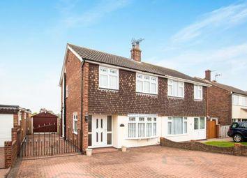 Thumbnail 3 bedroom semi-detached house for sale in Alexander Drive, Faversham, Kent, .