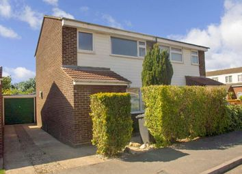 Thumbnail 3 bed semi-detached house for sale in Burns Road, Royston