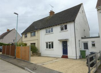 Thumbnail 3 bed semi-detached house to rent in Devereaux Crescent, Ebley, Stroud, Gloucestershire