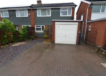 Thumbnail 3 bed semi-detached house for sale in Norfolk Way, Stafford