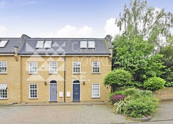 Thumbnail 4 bed terraced house to rent in Baytree Mews, London