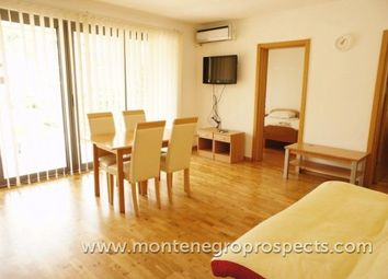 Thumbnail 2 bed apartment for sale in Przno, Montenegro