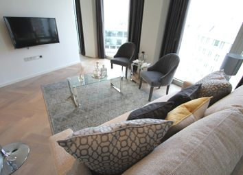 Thumbnail 1 bed flat for sale in Southbank Tower, London
