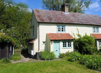 Thumbnail 2 bed cottage to rent in West End, Whittlesford, Cambridge