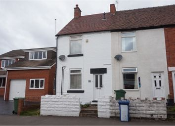 Thumbnail 2 bedroom end terrace house for sale in Cannock Road, Cannock