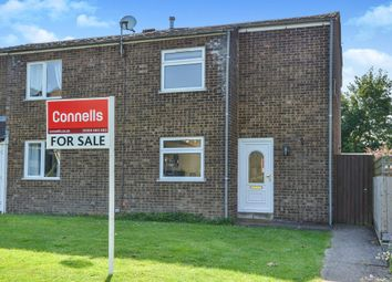 Thumbnail 2 bed semi-detached house for sale in Williams Close, Hanslope, Milton Keynes