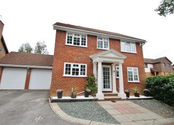 Thumbnail 4 bedroom detached house for sale in Thyme Close, Chineham, Basingstoke