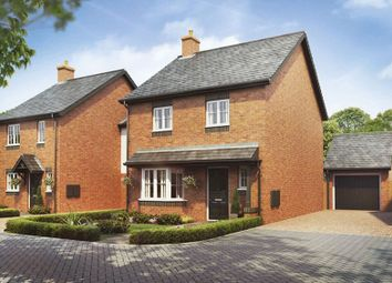 Thumbnail 3 bed detached house for sale in Plot 134 The Aspen, Barley Fields, Uttoxeter