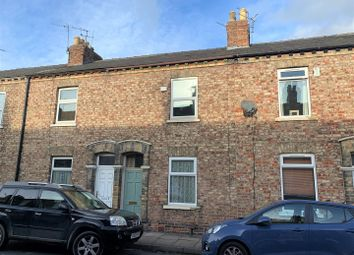 Thumbnail 2 bed terraced house for sale in Walpole Street, York