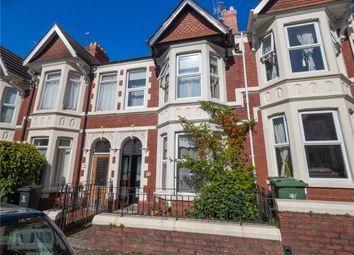 Thumbnail 3 bed terraced house for sale in Mafeking Road, Penylan, Cardiff