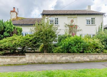 Thumbnail 3 bed detached house for sale in High Street, Little Abington, Cambridge