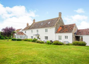 Thumbnail 5 bed farmhouse for sale in Latcham, Wedmore