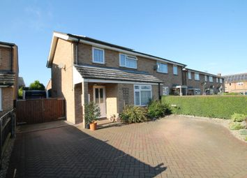 Thumbnail 3 bed semi-detached house for sale in Park Close, Bassingbourn
