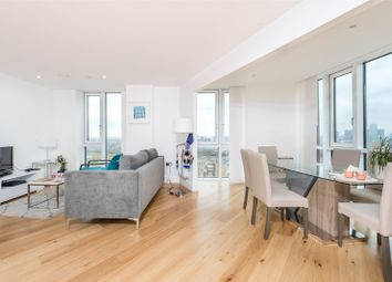 Thumbnail 3 bedroom property for sale in Sky View Tower, 12 High Street, London