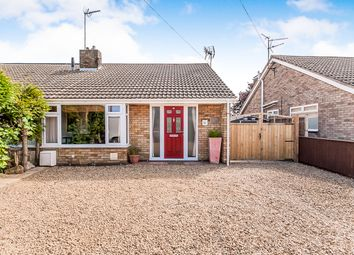 Thumbnail 4 bed semi-detached bungalow for sale in Topham Crescent, Thorney, Peterborough
