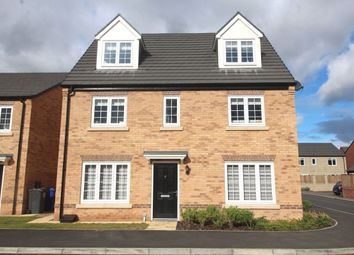 Thumbnail 5 bed detached house for sale in Insall Way, Auckley, Doncaster