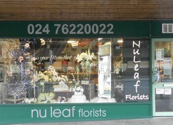 Thumbnail Retail premises to let in 4 New Union Street, Coventry