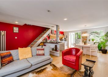 Thumbnail 2 bed maisonette for sale in Ferndale Road, London