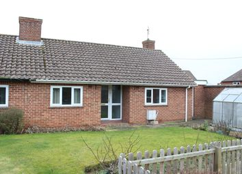 Thumbnail 2 bed semi-detached bungalow for sale in Breach Square, Priory Avenue, Hungerford