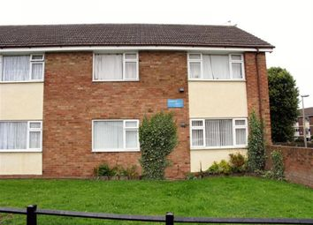 Thumbnail 1 bed flat for sale in Edinburgh Court, Ellesmere Port, Cheshire