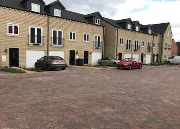Thumbnail 3 bed town house to rent in Roman Gardens, Doncaster